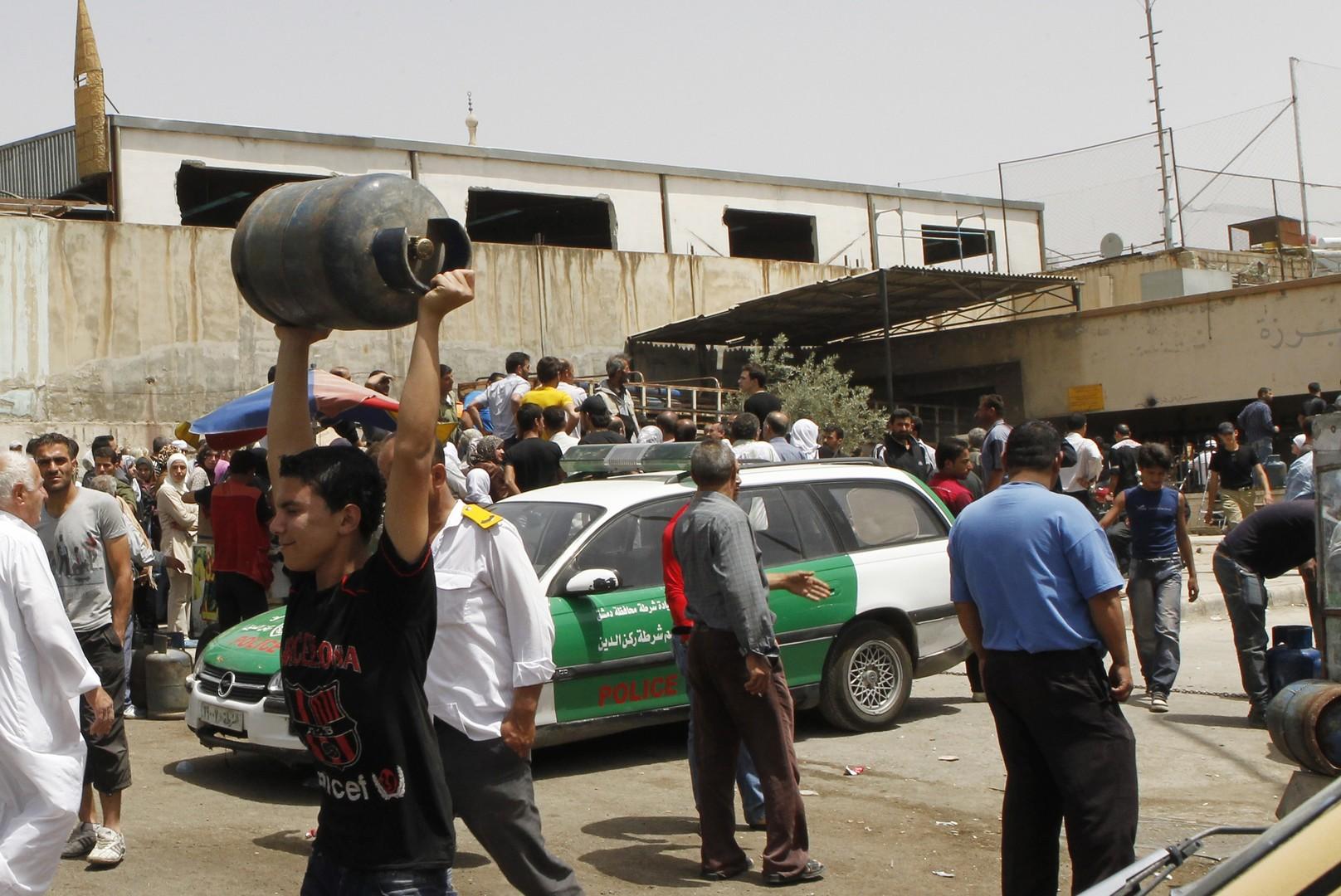 رفع سعر الغاز في سوريا.. الوزارة: لا يشمل المنزلي.. والحرفيون: سنلجأ للأرخص