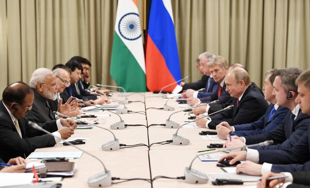 موسكو ودلهي تحاولان تجاوز العقوبات الأمريكية