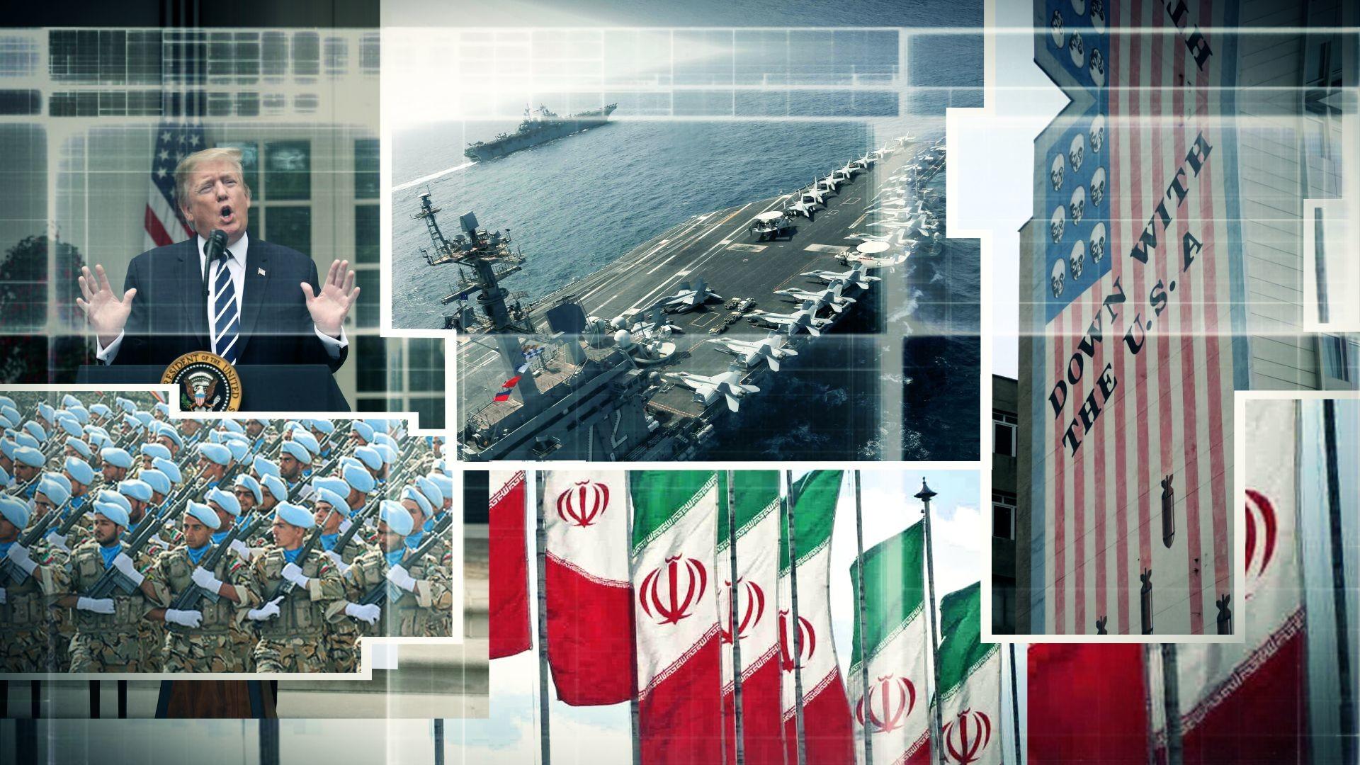 النزاع بين الولايات المتحدة وإيران يمكن أن يشعل حربا كبيرة في الشرق الأوسط