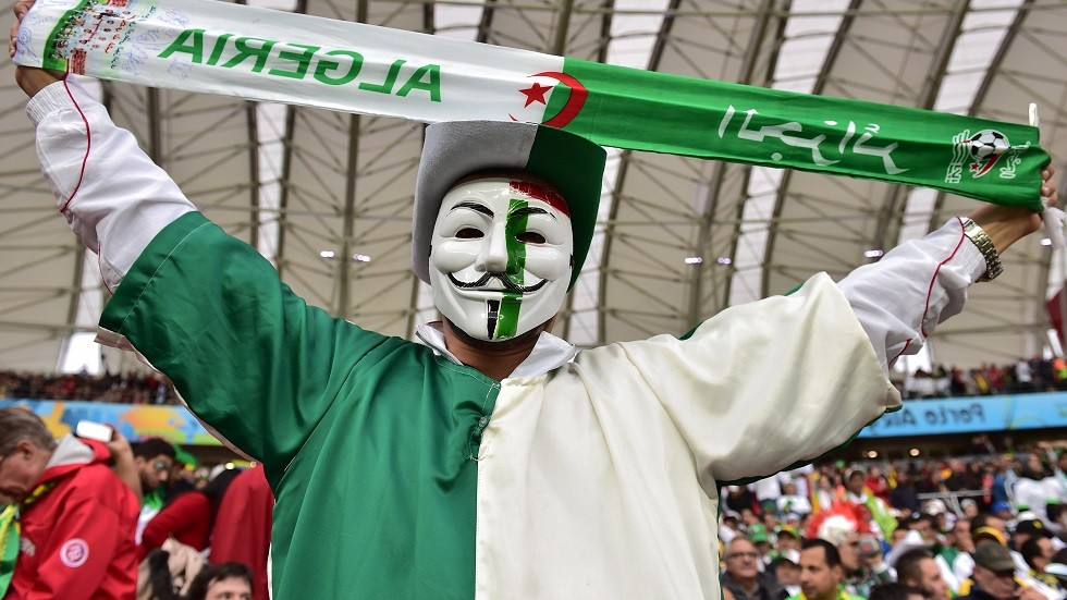 تذاكر مجانية لمشجعي المنتخب الجزائري في نهائي كأس الأمم الإفريقية