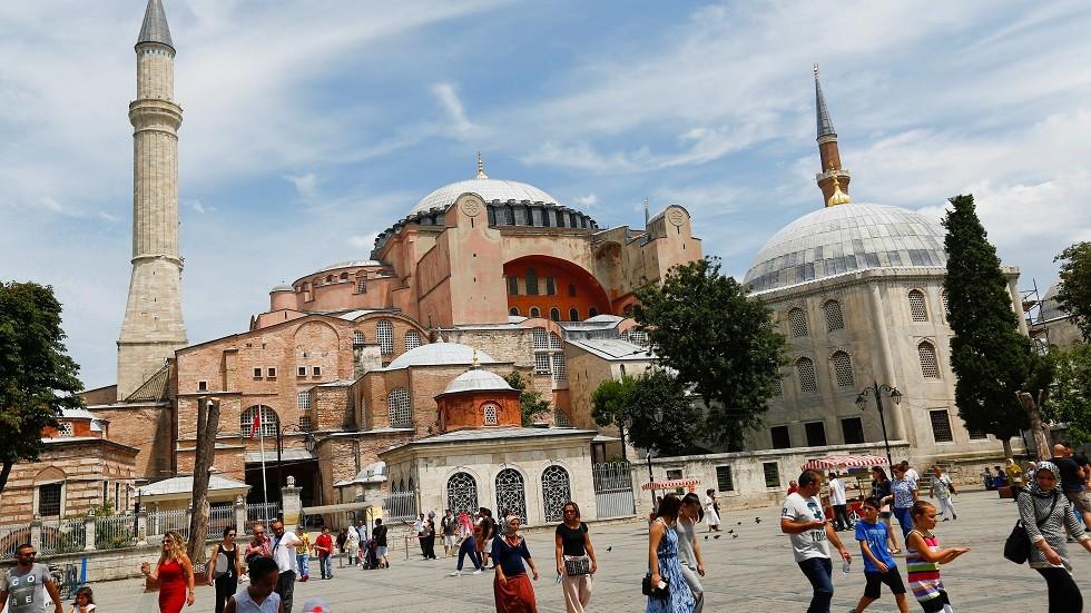 السياح في تركيا - أرشيف