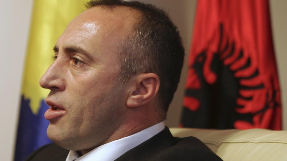 رئيس وزراء كوسوفو راموش هاراديناج