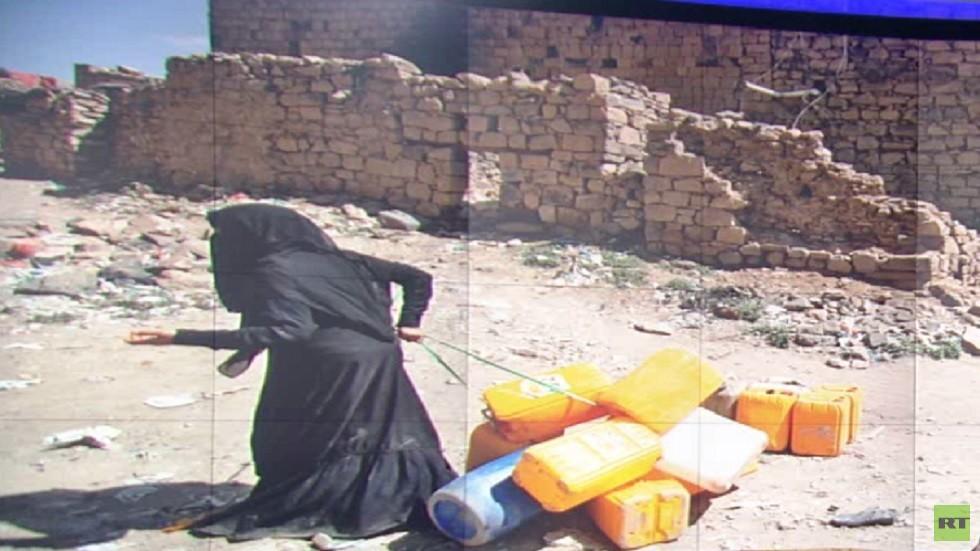 معاناة نازحي اليمن في تفاقم متواصل