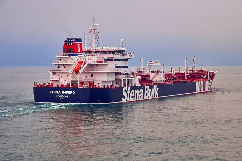 إيران تعلن وصول ناقلة النفط البريطانية التي تحتجزها إلى ميناء بندر عباس