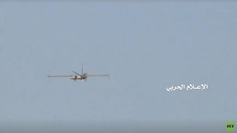 الحوثيون يعلنون شن هجمات على قاعدة الملك خالد السعودية