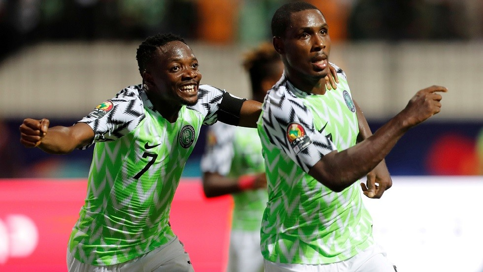 نجم المنتخب النيجيري يحصد جائزة هداف كأس الأمم الإفريقية 2019