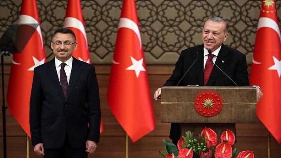 نتيجة بحث الصور عن نائب أردوغان: لن نرضخ للضغوط بسبب أنشطتنا شرقي المتوسط