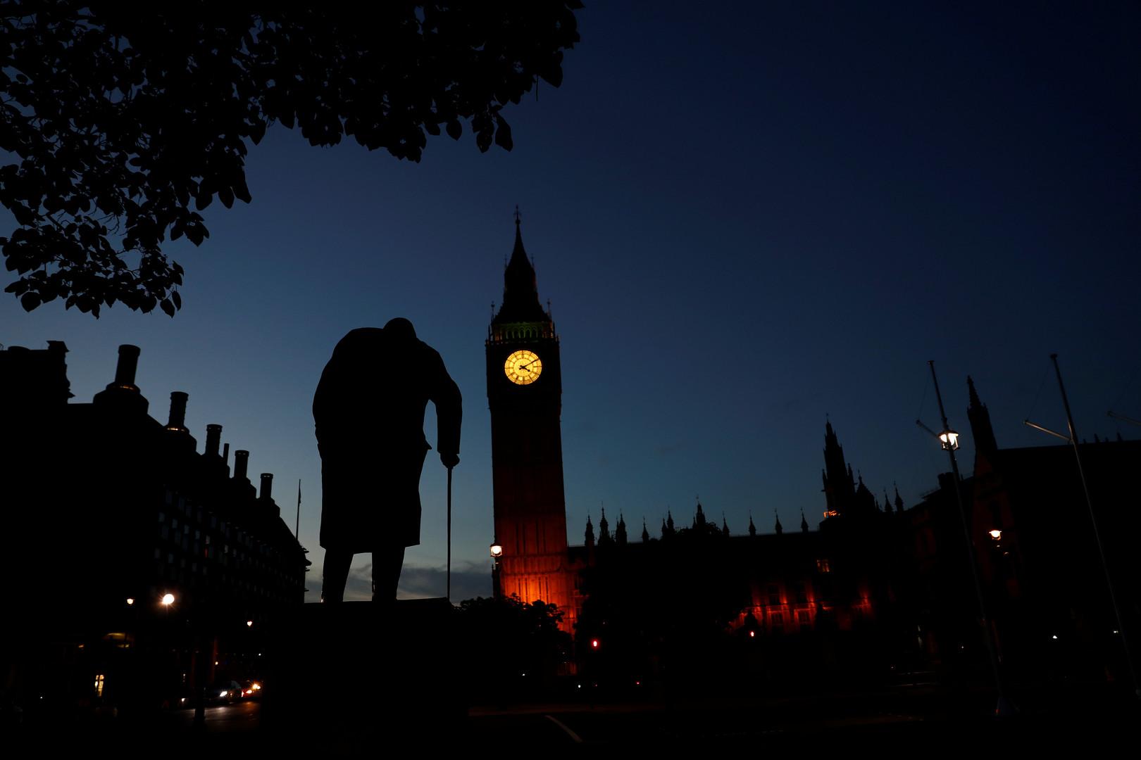 نتيجة بحث الصور عن حكومة لندن تواجه انتقادات داخلية على خلفية احتجاز إيران الناقلة البريطانية
