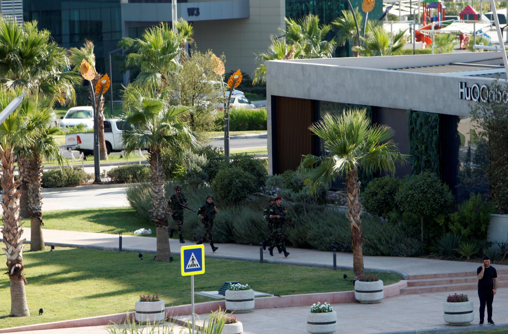 سلطات كردستان العراق تلقي القبض على متهمين باغتيال الدبلوماسي التركي في أربيل