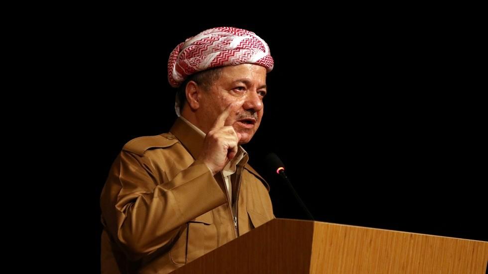مسعود بارزاني: كردستان لن تصبح مقرا للإرهاب أبدا