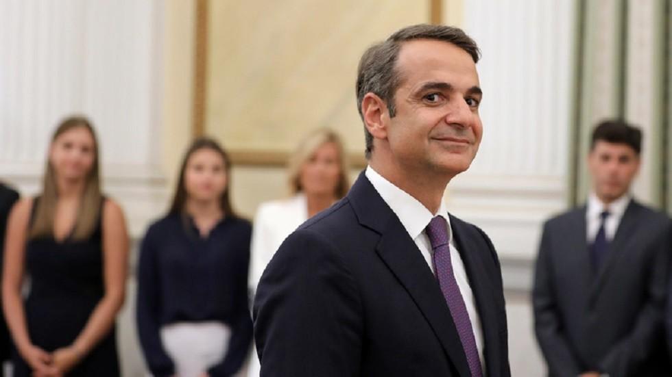 اليونان تدعو لتعاون ودي مع تركيا يتيح للبلدين استغلال الموارد الطبيعية -