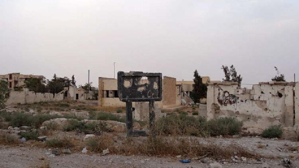 اعتداء بقذائف صاروخية على مدينتي مصياف وسلحب في حماة السورية
