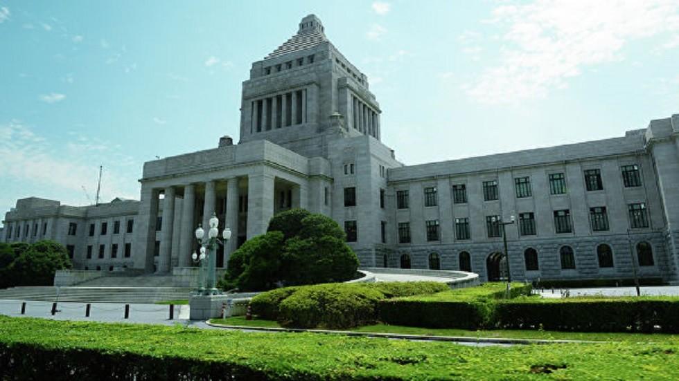 مقر مجلس الشيوخ الياباني