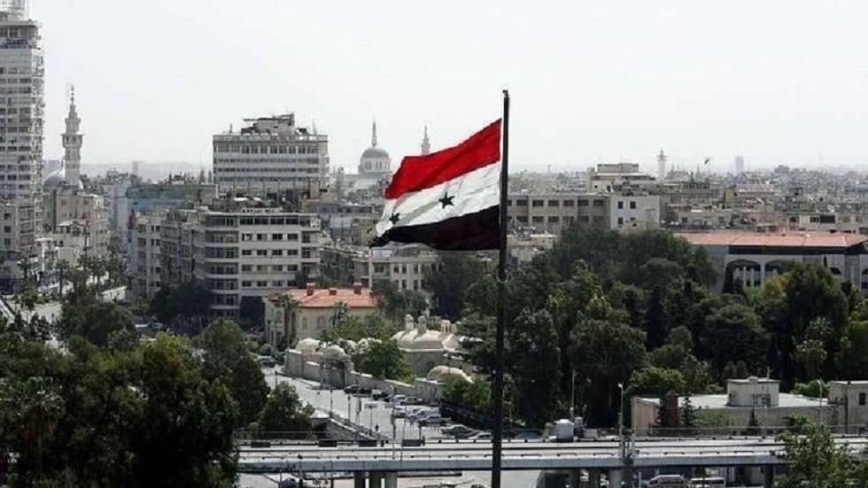 مقتل شخص بانفجار عبوة ناسفة في سيارة بمنطقة القدم في دمشق (صور)