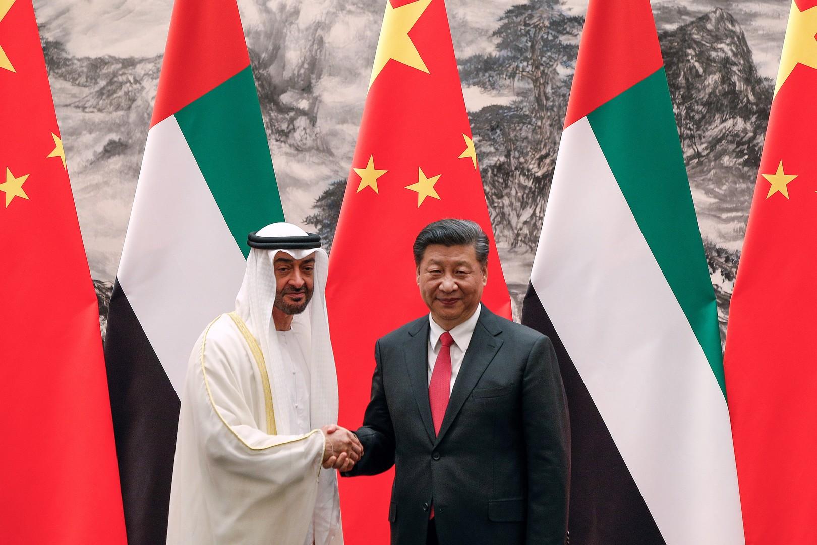 اتفاق إماراتي صيني في مجال الغاز المسال
