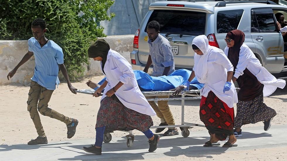 مقتل 17 شخصا بتفجير قنبلة في مقديشو