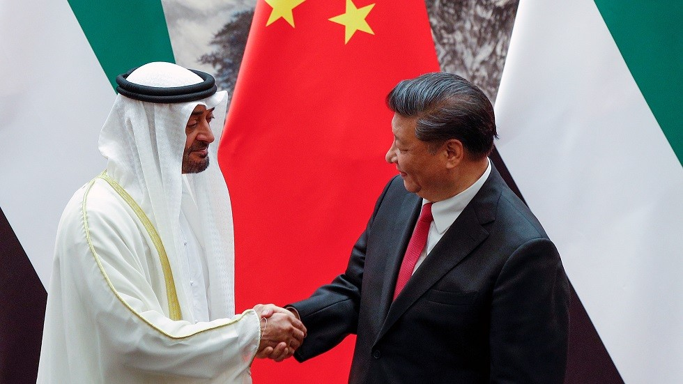 الصين تشكر الإمارات على دعمها لحملتها الأمنية