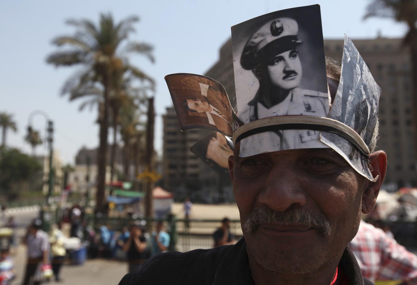 رجل ذاق سوط عبد الناصر وأصبح صوته