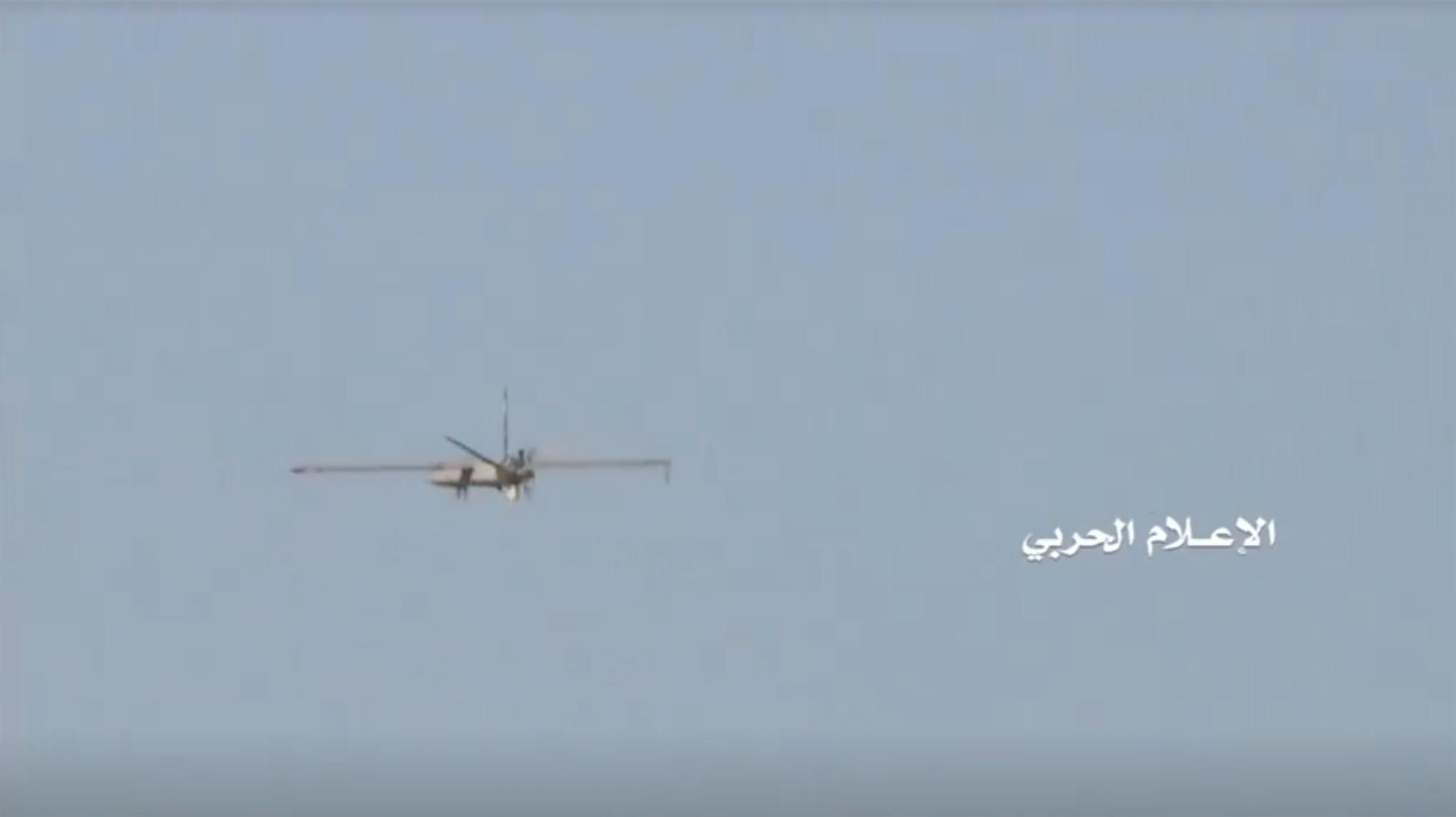 التحالف العربي يعلن إسقاط طائرات حوثية