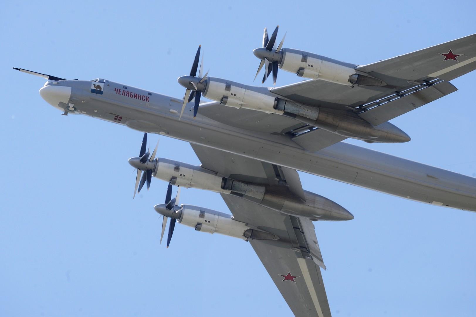 روسيا: نفذنا دورية مشتركة مع قوات جوية صينية ولم ننتهك حدود أي دولة