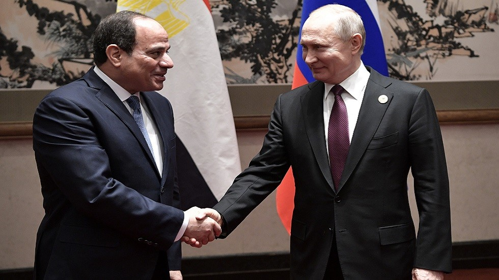 البرلمان الروسي يصدق على اتفاقية التعاون الاستراتيجي مع مصر