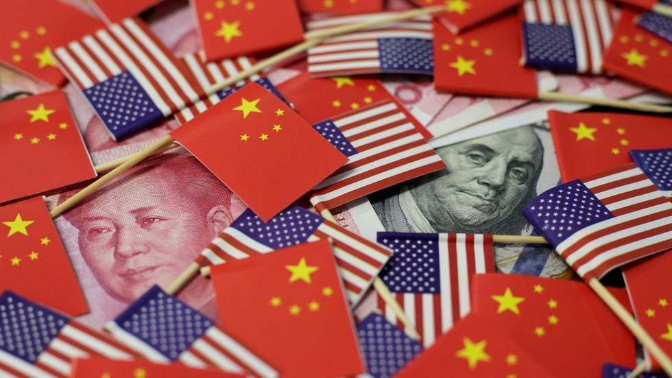 نتيجة بحث الصور عن الولايات المتحدة تستهدف الصين بعقوبات
