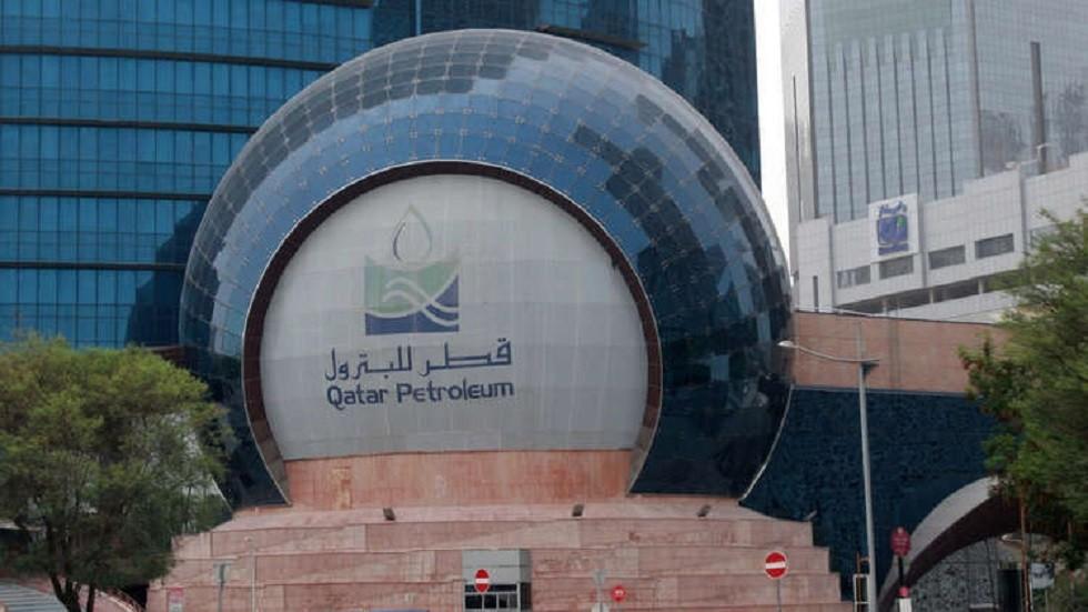 New External Qatar Investment (Map)