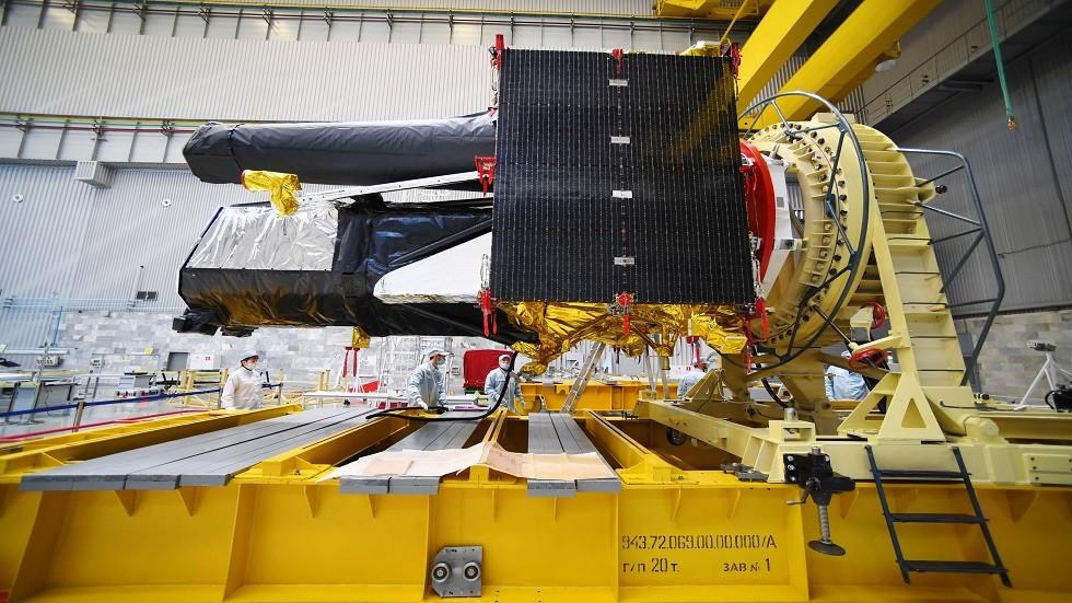 تعديل مسار المختبر الفضائي الروسي