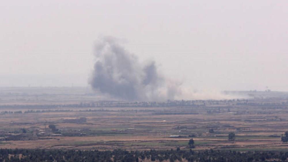 أنباء عن هجوم إسرائيلي على تل الحارة بريف درعا