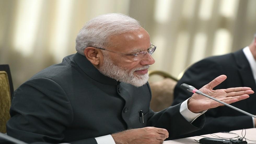 رئيس الوزراء الهندي/ ناريندرا مودي