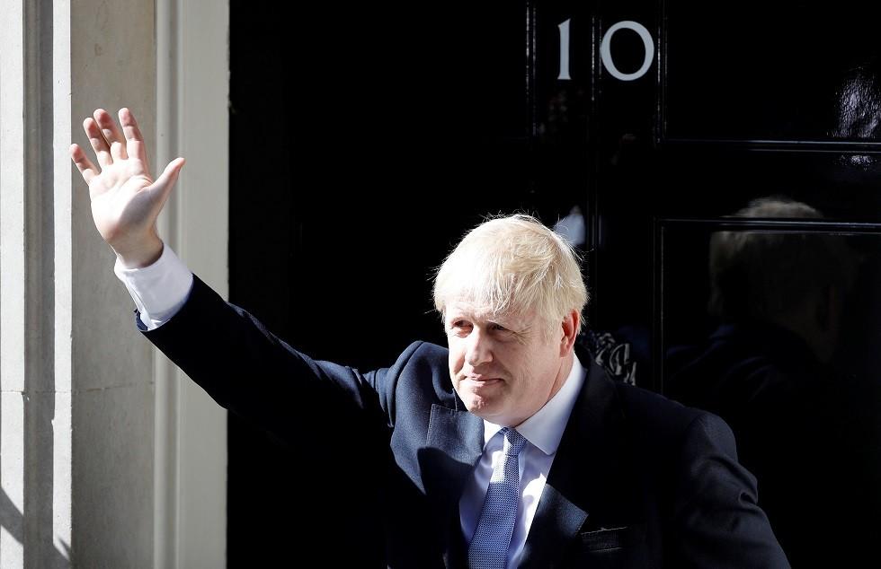 بوريس جونسون،رئيس وزراء بريطانيا الجديد