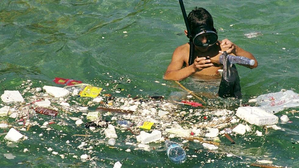 تلوث المتوسط يصل نسبة خطيرة - أرشيف