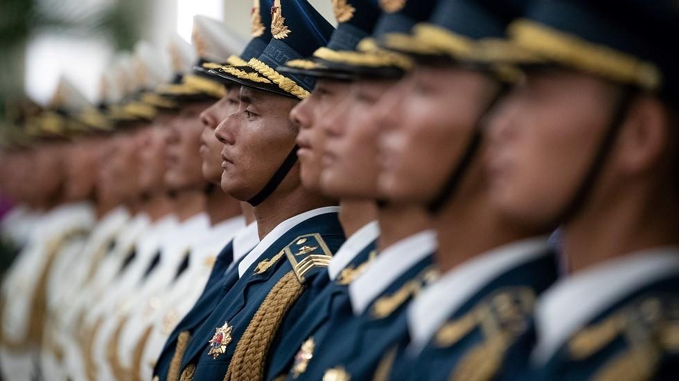 القوات العسكرية الصينية - أرشيف