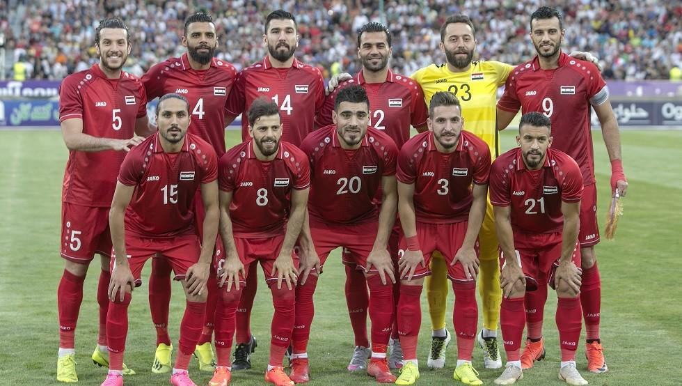 تحديد الدولة المستضيفة لمباريات منتخب سوريا ضمن تصفيات كأس العالم وآسيا