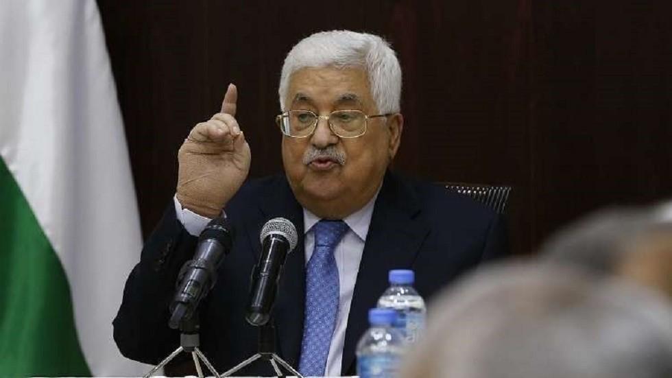محمود عباس: القيادة الفلسطينية قررت وقف العمل بالاتفاقات الموقعة مع إسرائيل