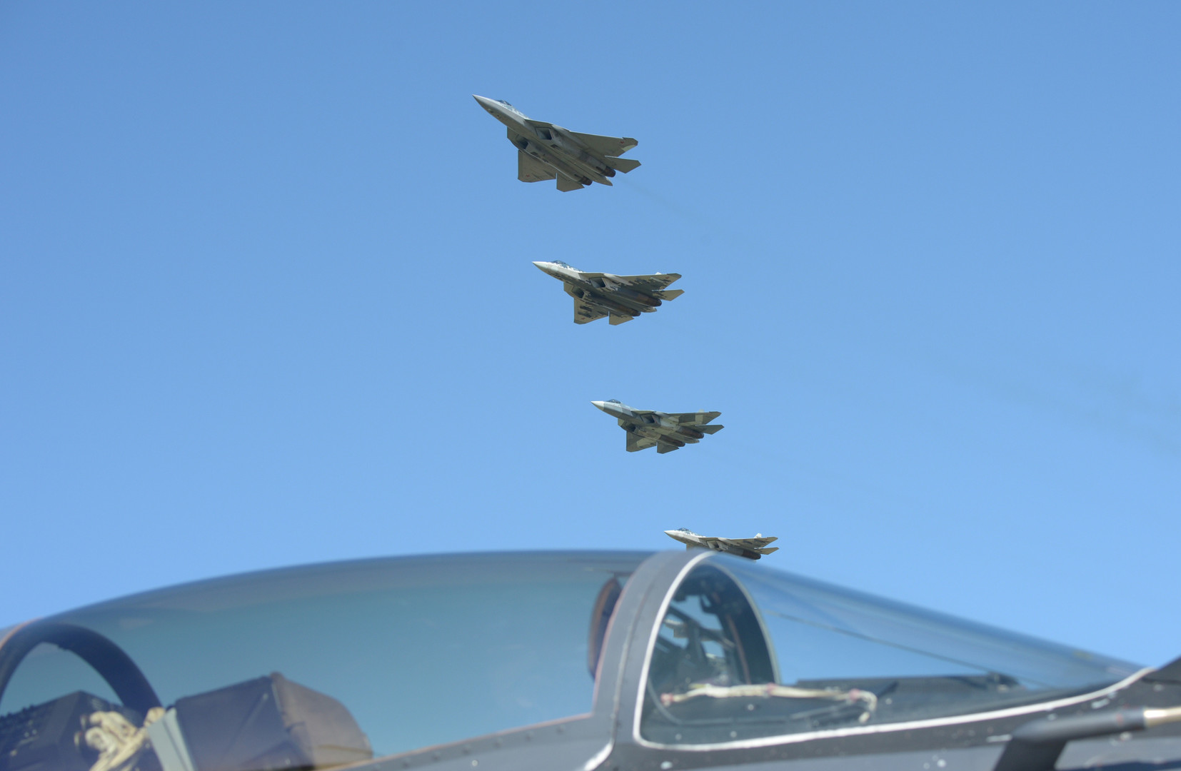 روسيا والصين ستحرسان المجال الجوي فوق المحيط الهادئ