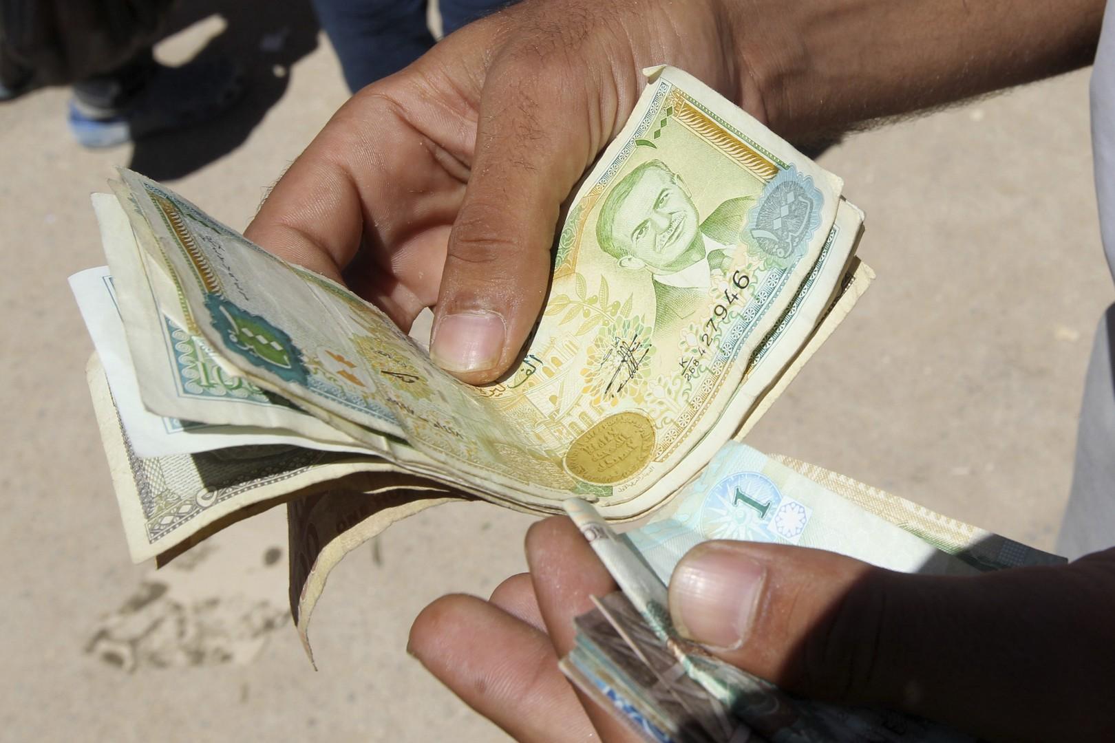 المركزي السوري عن الدولار: ارتفاعه وهمي.. وبتواطؤ داخلي