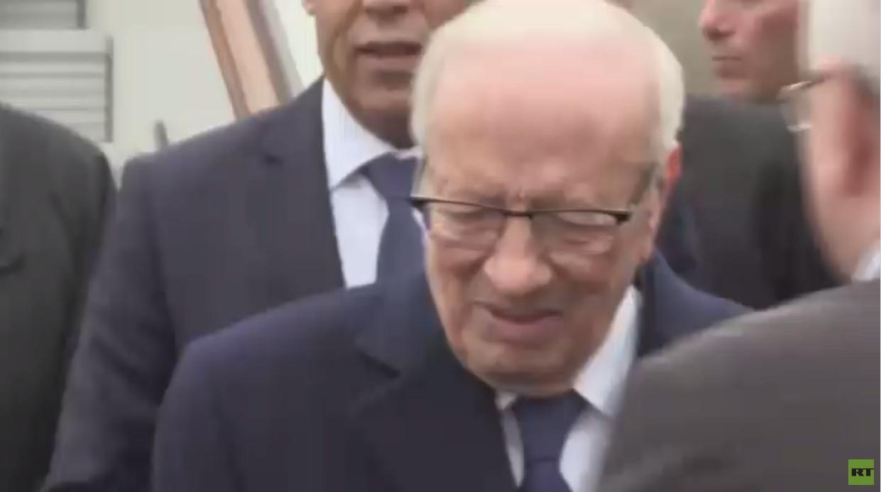 الناصر رئيسا مؤقتا لتونس خلفا للسبسي