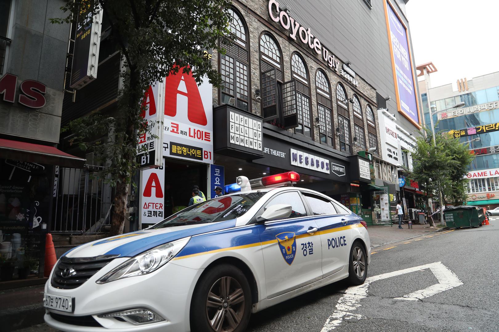 كوريا الجنوبية.. قتلى وجرحى جراء انهيار طابق في ملهى على هامش مسابقة رياضية دولية