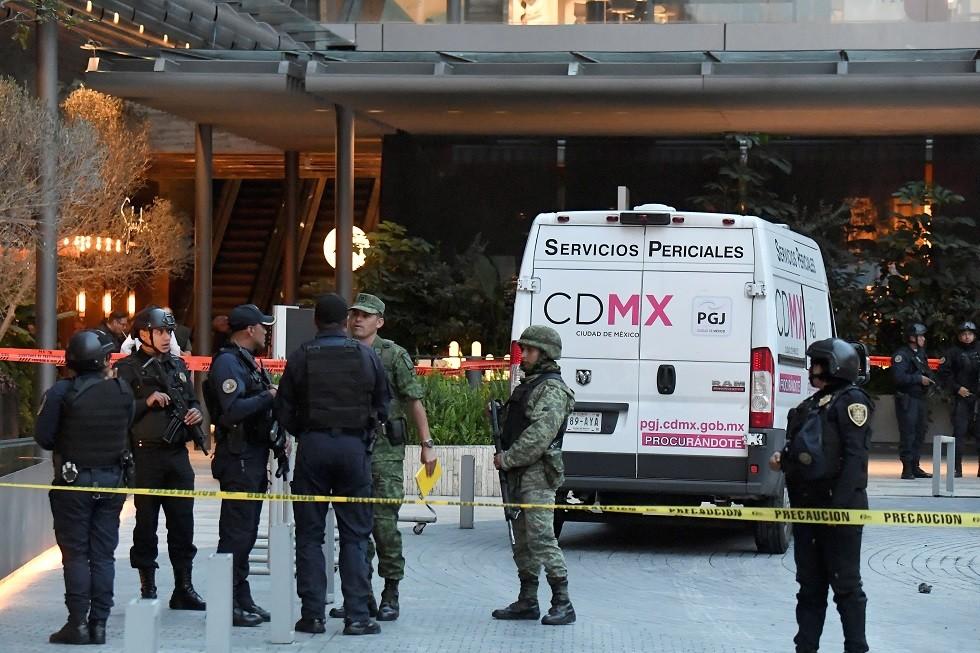 شرطة في المكسيك