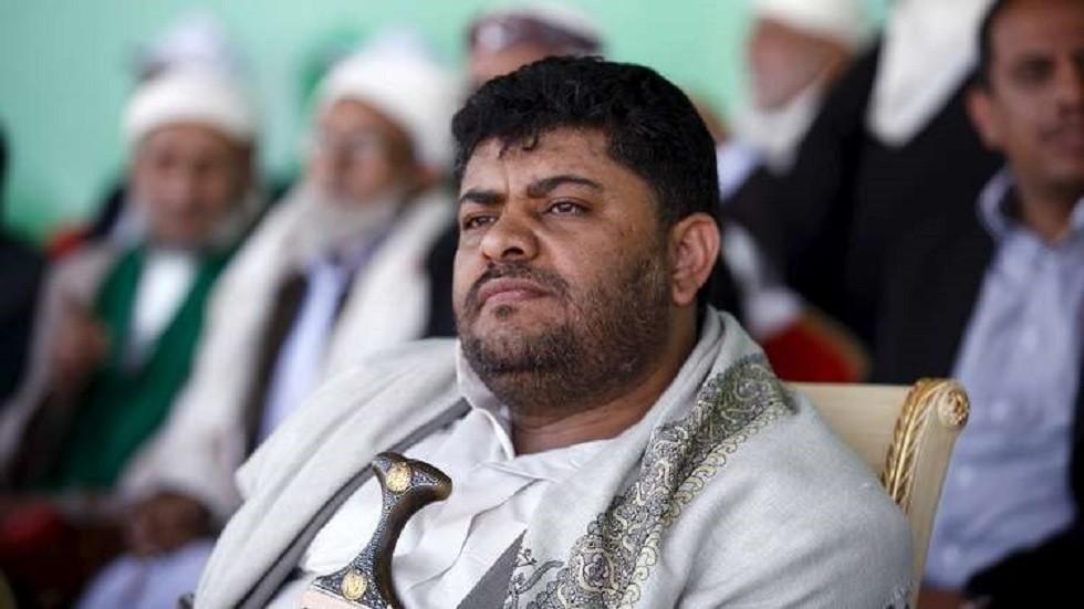 رئيس اللجنة الثورية العليا محمد علي الحوثي