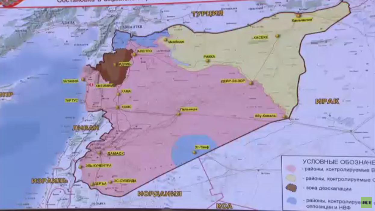 موسكو: 175 قتيلا بهجمات مسلحي إدلب