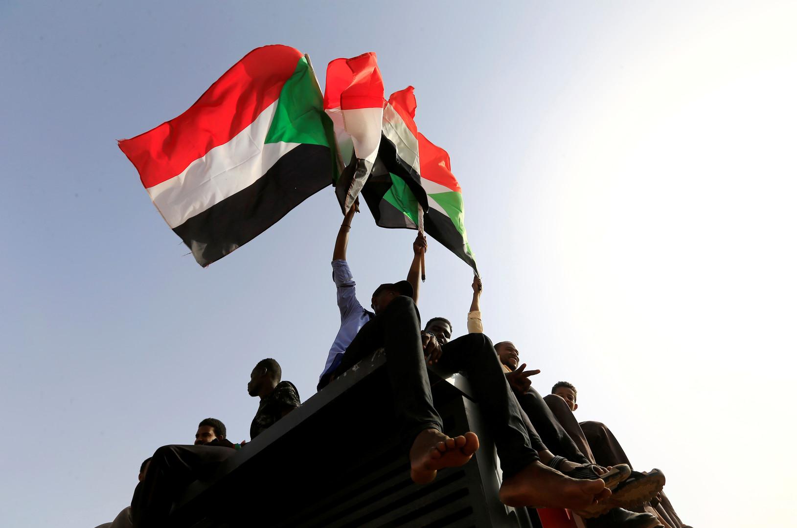 احتجاجات السودان- أرشيف