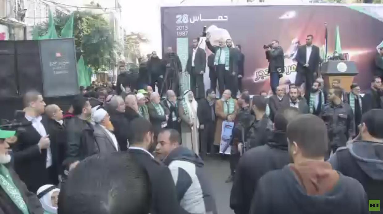 حماس: علاقتنا مع إيران إيجابية