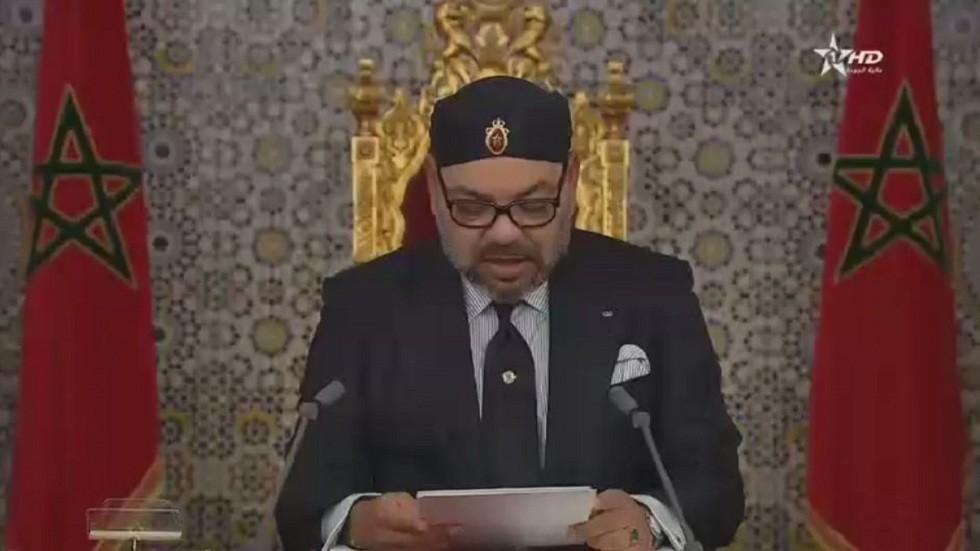 محمد السادس: ملتزمون بنهج اليد الممدودة تجاه الجزائر