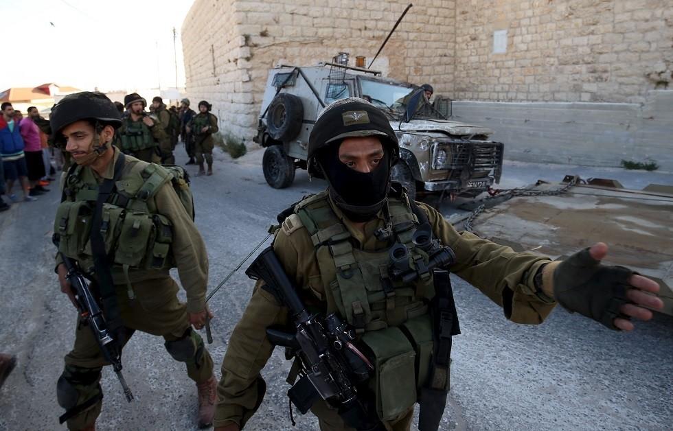 إسرائيل تحقق مع طفل فلسطيني عمره 4 سنوات (صور)