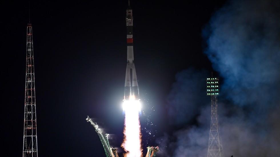 روسيا تنجح بإطلاق قمر عسكري جديد