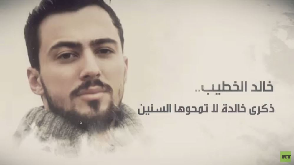 تغطية خاصة.. عامان على رحيل الزميل خالد الخطيب