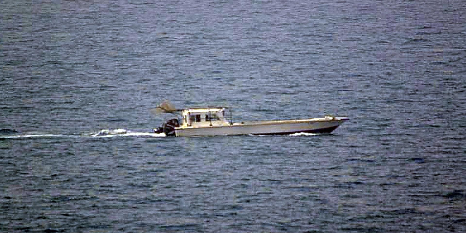وفد من خفر السواحل الإماراتي يبحث في طهران التعاون الحدودي بين البلدين