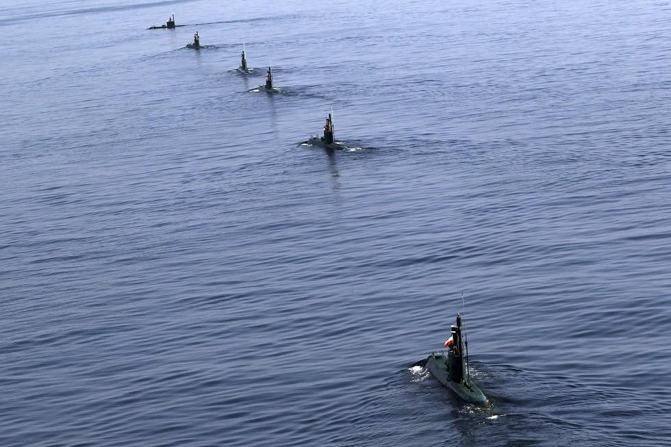 غواصات- البحرية الإيرانية